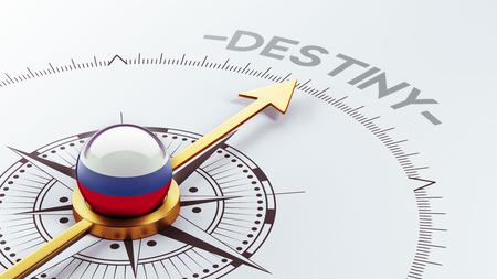 destin: Russie R�solution destin Concept haut