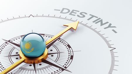 destin: Kazakhstan Haute D�finition destin Concept