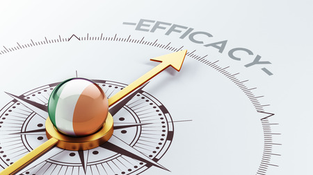 efficacy: Ireland High Resolution Efficacy Concept Stock Photo