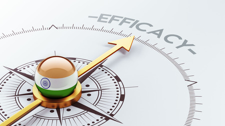 efficacy: India High Resolution Efficacy Concept