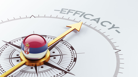 efficacy: Serbia High Resolution Efficacy Concept