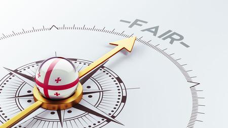 lawful: Georgia High Resolution Fair Concept