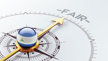 honorable: Nicaragua High Resolution Fair Concept