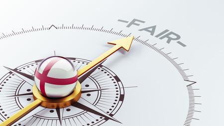 fairness: England High Resolution Fair Concept