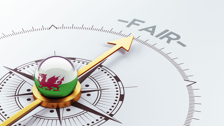 equitable: Wales High Resolution Fair Concept Stock Photo