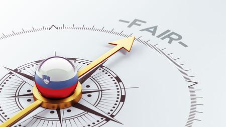 equitable: Slovenia High Resolution Fair Concept