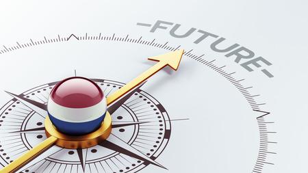 imminent: Netherlands High Resolution Future Concept