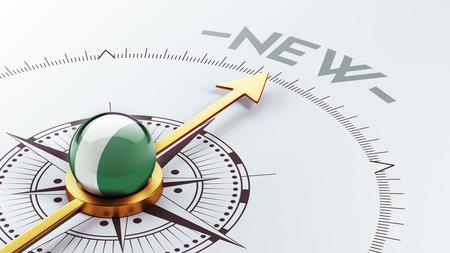 renewed: Nigeria  High Resolution New Concept