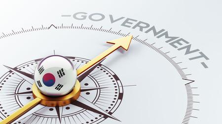 presidency: South Korea High Resolution Compass Concept