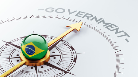 law of brazil: Brazil High Resolution Government Concept