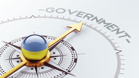 gov: Ukraine High Resolution Government Concept Stock Photo