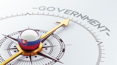 gov: Slovakia High Resolution Government Concept