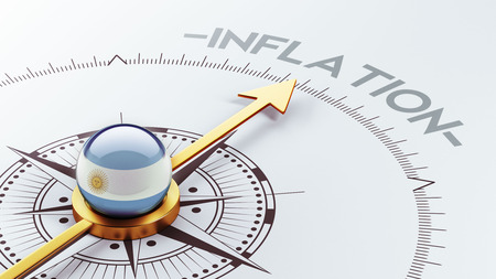 inflation: Argentina High Resolution Inflation Concept