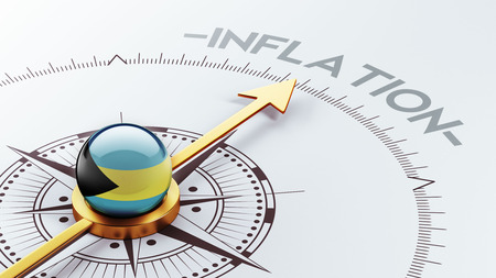 inflation: Bahamas  High Resolution Inflation Concept