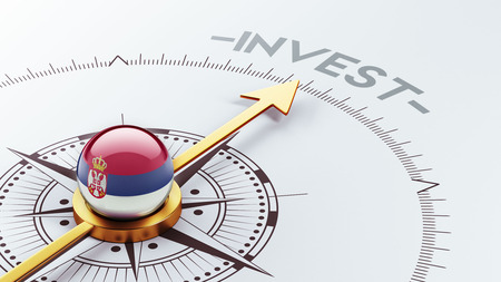 strategist: Serbia High Resolution Invest Concept