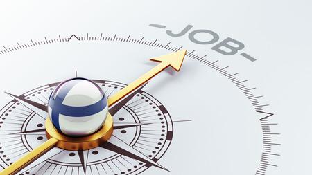 Finland High Resolution Job Concept photo