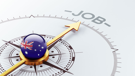 Australia High Resolution Job Concept photo