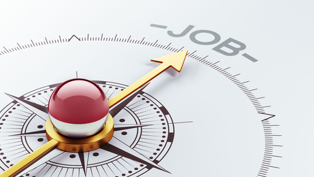 Indonesia High Resolution Job Concept photo