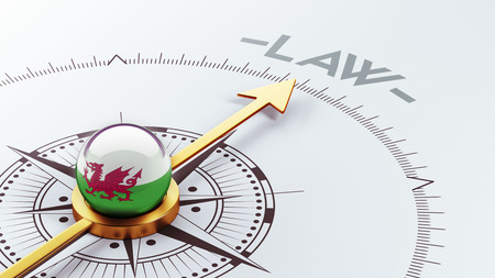 Wales High Resolution Law Concept photo