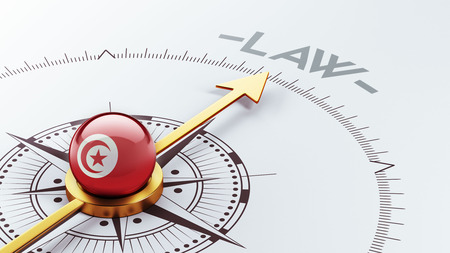 tunisie: Tunisia High Resolution Law Concept