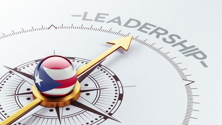 Puerto Rico High Resolution Leadership Concept photo