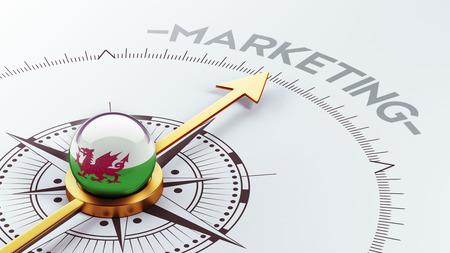 Wales High Resolution Marketing Concept photo