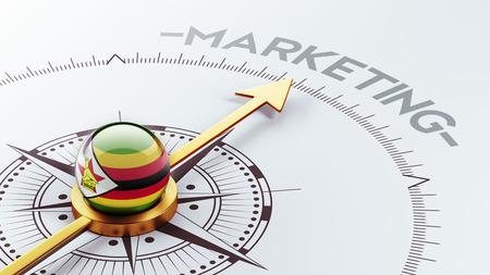 zimbabwe: Zimbabwe High Resolution Marketing Concept