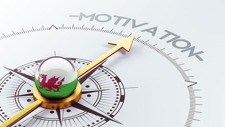 Wales High Resolution Motivation Concept photo