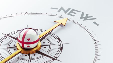 renewed: Georgia High Resolution New Concept