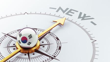 renewed: South Korea High Resolution Compass Concept
