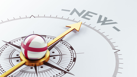 renewed: England High Resolution New Concept