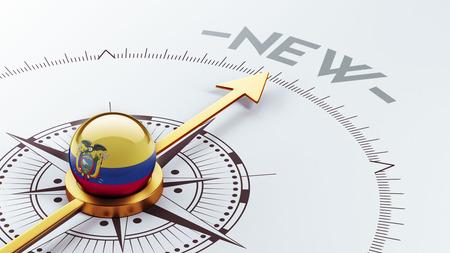 renewed: Ecuador High Resolution Compass Concept