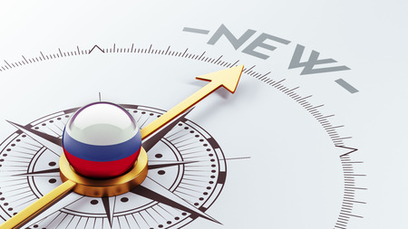 renewed: Russia High Resolution New Concept