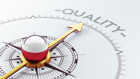 Poland High Resolution Quality Concept