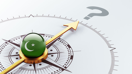 pakistani: Pakistan High Resolution Question Mark Concept
