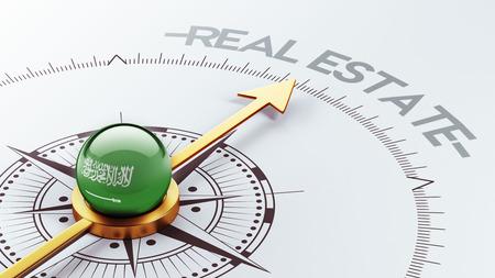 Concepto Arabia Saudita Alta Resolución Real Estate Foto de archivo - 28477137