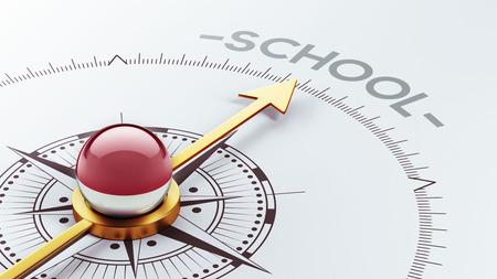 sumatra: Indonesia High Resolution School Concept
