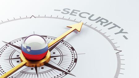 Slovenia High Resolution Security Concept