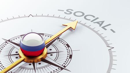 convivial: Russia High Resolution Social Concept