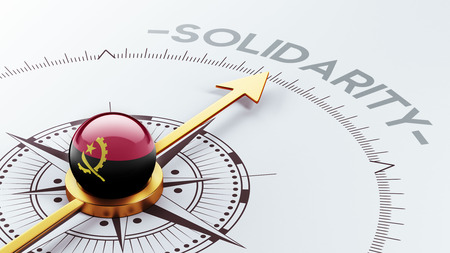 angola: Angola High Resolution Solidarity Concept
