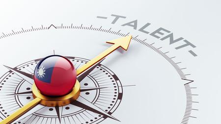 headhunter: Taiwan High Resolution Talent Concept
