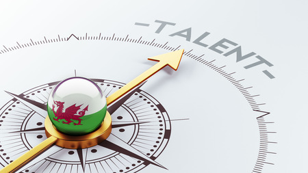 Wales High Resolution Talent Concept Stock Photo