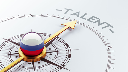 finding: Russia High Resolution Talent Concept