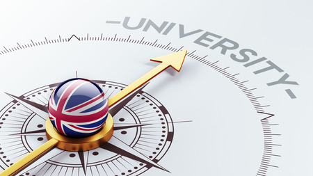 United Kingdom High Resolution University Concept