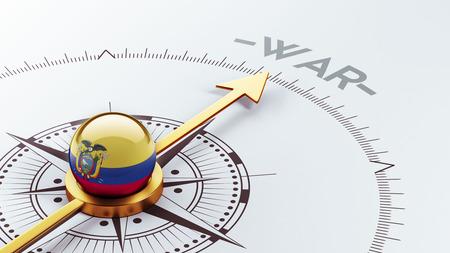 tussle: Ecuador High Resolution Compass Concept