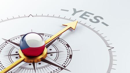 assent: Czech Republic High Resolution Yes Concept