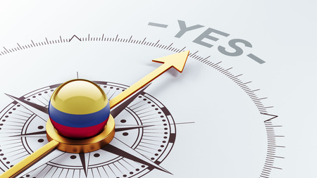 assent: Colombia High Resolution Yes Concept