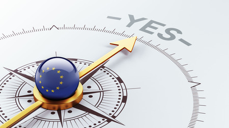 assent: European Union High Resolution Yes Concept