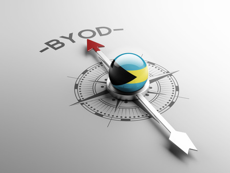 electronic guide: Bahamas  High Resolution Byod Concept