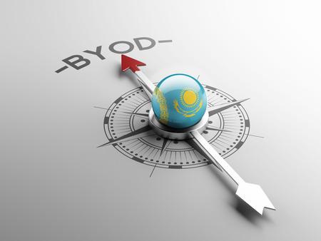 electronic guide: Kazakhstan High Resolution Byod Concept